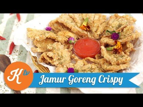Video Resep Jamur Goreng Crispy | ALPIN REYNER