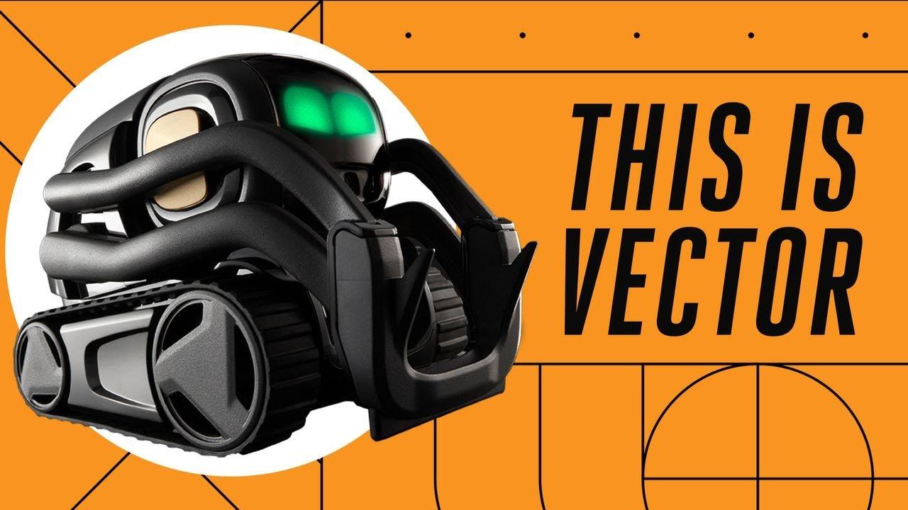 Vector: Anki's tiny robot that wants to hang thumbnail