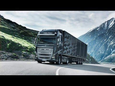 Volvo Trucks past momenteel nieuwe methoden toe voor het in realtime volgen en analyseren van de data van duizenden trucks.