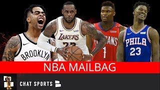 NBA Free Agency Mailbag: D'Angelo Russell & Jimmy Butler Landing Spots, Lakers & Playoff Predictions
