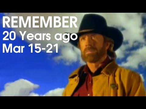 hqdefault - ¿Qué ocurrió del 15 al 21 de marzo de hace 20 años (1998)?