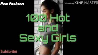 Top 100 hottest girl in the world 2018