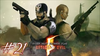 Two Best Friends Play Resident Evil 5 (Part 21)