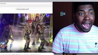 VOCAL COACH Reaction To TNT BOYS as Destiny's Child Survivor