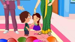 Baar baar din yeh aaye - Children's Popular Animated Film Songs