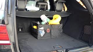 Органайзер в багажное отделение автомобиля