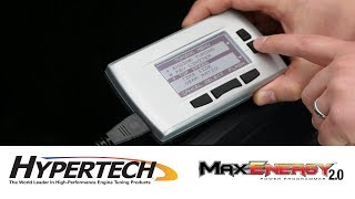 In the Garage™ with Parts Pro™: Hypertech Max Energy 2.0 Power Programmer