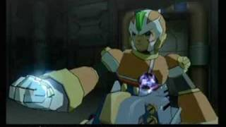 Megaman X Anime Movie Part 14