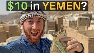 What Can $10 Get in YEMEN?