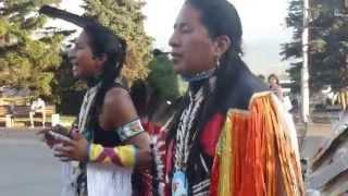 Wuambrakuna Krasnoyarsk.25.07.2015г. День второй. оперный, также индейцы из Эквадора, все супер...