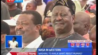 Benjamin Washiali challenges Raila Odinga to come clean on collapse of Mumias