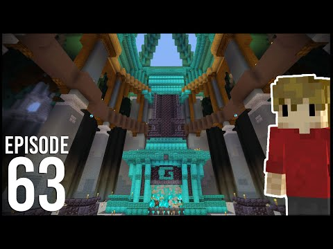 Hermitcraft 7: Episode 63 - THE MANSION INTERIOR