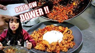 Download Video NASI INI BUAT BIBIR DOWER !!! *40 Cabai, 3 Porsi, 1000 Kenikmatan* MP3 3GP MP4