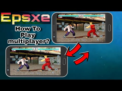 How To Play Multiplayer Games In Epsxe Android || Multijugador psx android  || Ps1 Android Multiplaye - Kratos么 Gaming