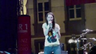 Christina Stürmer - Vorbei live