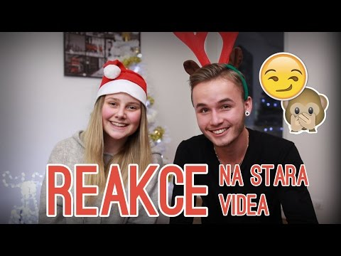 REAKCE NA STARÁ VIDEA | Fallenka & Denis