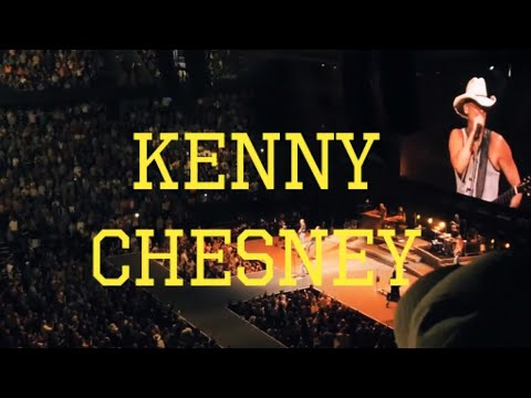 Kenny Chesney: Songs For The Saints Tour - Katie Barnes