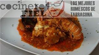 preview picture of video 'LOS MEJORES ROMESCOS DE PESCADO DE TARRAGONA'