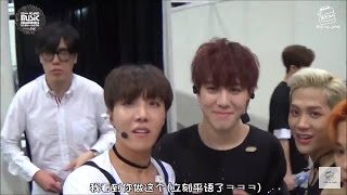Gambar cover 【BTSNOJAMS中字】MAMA 2015 Backstage: GOT7 + BTS' Blossoming Bromance