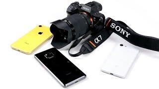 Фотобитва титанов: iPhone XR vs. Pixel 3 vs. Huawei Mate 20 Pro vs. Sony A7 III