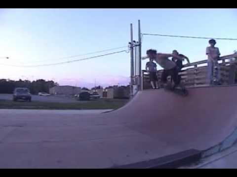 Faurot Skate Park Lima Ohio Amjskateshop
