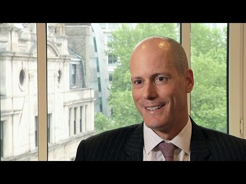 Bill Kennedy '90 — Portfolio Manager, Fidelity Investments, London