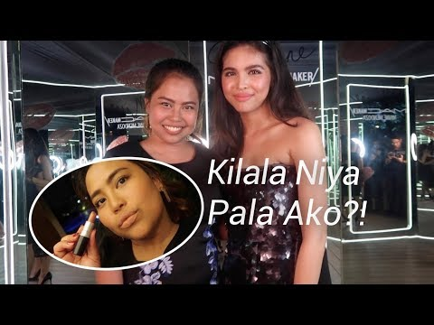 I Met Maine Mendoza In Person (+MAC mainedcm Lipstick REVIEW!)