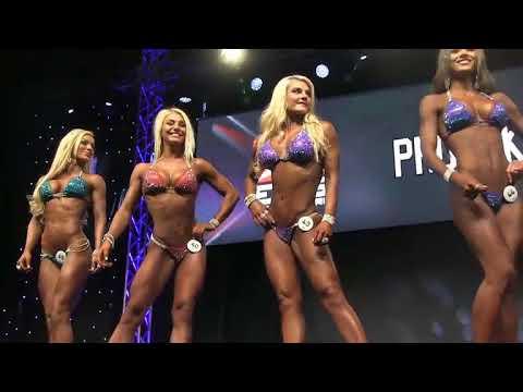 EVL´s Pro Prague 2015. Finals Bikini Fitness