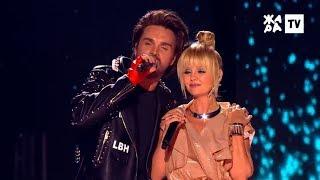Валерия и Александр Панайотов - Космос (ЖАРА MUSIC AWARDS 2019)