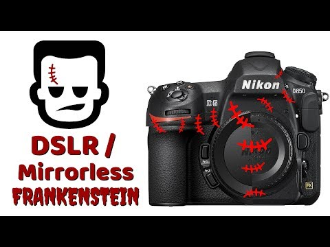 D780 - Ultimate DSLR + Mirrorless Hybrid
