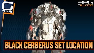 The Surge - How to get BLACK CERBERUS FULL SET & WEAPON in One Fight (Black Cerberus Boss Guide)