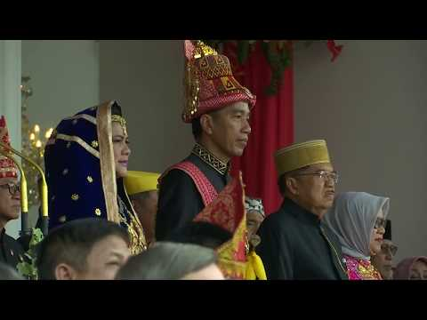 Indonesia Celebrates 73rd Independence Day.