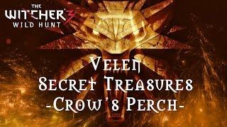 The Witcher 3 - Velen Secret Treasures - Crow's Perch