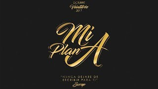 Mi Plan A - SCROP (Lyrics Video) 2017