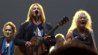 Def Leppard Live 2018 =] Two Steps Behind [= Houston - Toyota Center - Sep 1