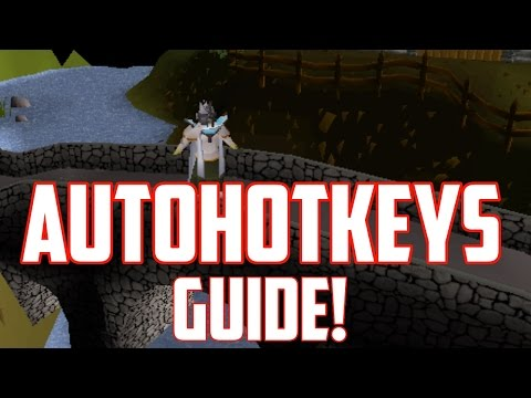 How to use AHK on