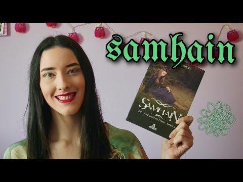SAMHAIN - Simone O. Marques | As Filhas de Dana #2 | Resenha sem spoilers!