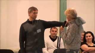 Берт и Софи Хеллингер. 2009 год, ИКСР - расстановка страхи, симптомы. Часть 1