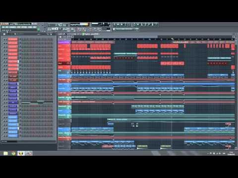 Avicii - Wake me up (Moises Naves Edit Remake) Fl Studio FULL Remake FLP