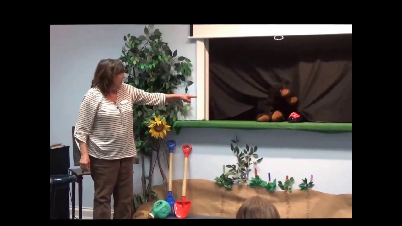 Songs and Dace for kids  - Garden Rym
