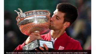 Top 5 Reasons Novak Djokovic Will Break Roger Federer's Grand Slam Record Part 2