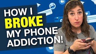 4 Tips To Break Your Phone Addiction    Mayim Bialik