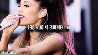 You Don't Know Me♛Ariana Grande ♛subtitulado al español