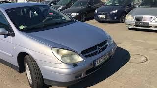 видео авто Citroen CX в кредит