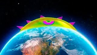 ЛИЗУН ПОКОРИЛ ВСЕЛЕННУЮ - Tales From Space Mutant Blobs Attack #12 ФИНАЛ
