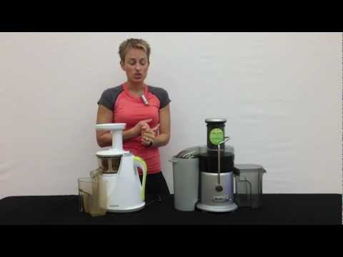 How to Choose Between a Centrifugal and Masticating Juicer