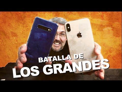 iPhone XS Max vs Galaxy S10+ la batalla más completa esperada de cámaras