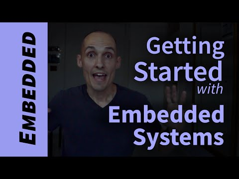 How to Get Started Learning Embedded Systems - YouTube