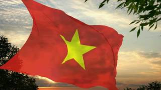 Flag and anthem of Vietnam