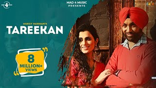 Tareekan Lyrical Video  Harjit Harman